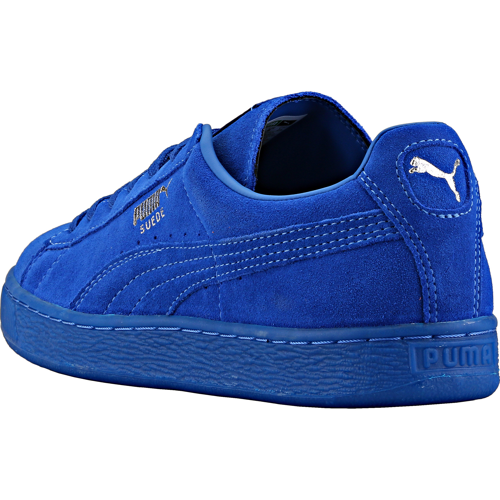 timeless design 2794f 9d400 MasterSource • Puma Classic Suede Royal Iced Sneaker : Men's ...